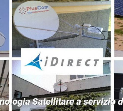 Satellitare SATPLUS iDirect