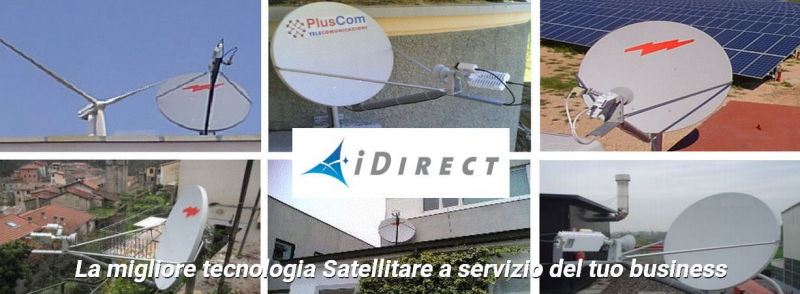sat internet idirect